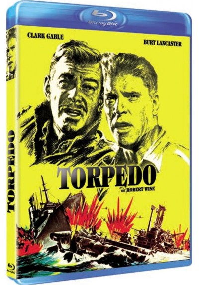 Torpedo (Blu-Ray) (Run Silent Run Deep)