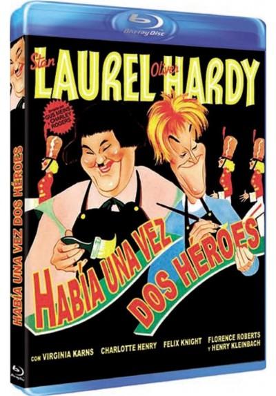 Habia Una Vez Dos Heroes (Blu-Ray)