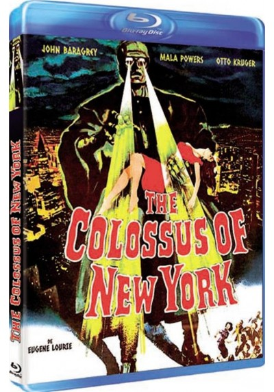 The Colossus Of New York (Blu-Ray)