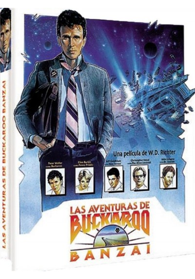 Las Aventuras De Buckaroo Banzai (The Adventures Of Buckaroo Banzai Across The 8th Dimension)