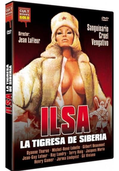 Ilsa, la tigresa de Siberia