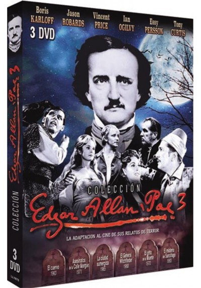 Edgar Allan Poe - Coleccion - Vol. 3
