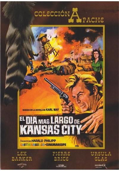 El Dia Mas Largo De Kansas City (Winnetou Und Das Halbbut Apanatschi)