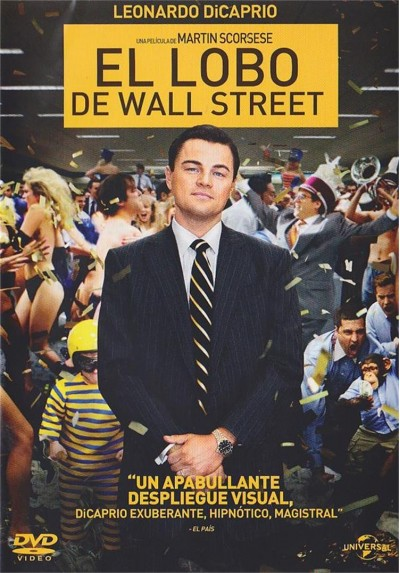 El Lobo De Wall Street (The Wolf Of Wall Street)