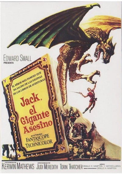 Jack El Gigante Asesino (Jack The Giant Killer)
