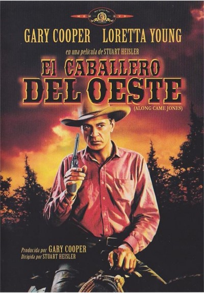 El Caballero Del Oeste (Along Came Jones)