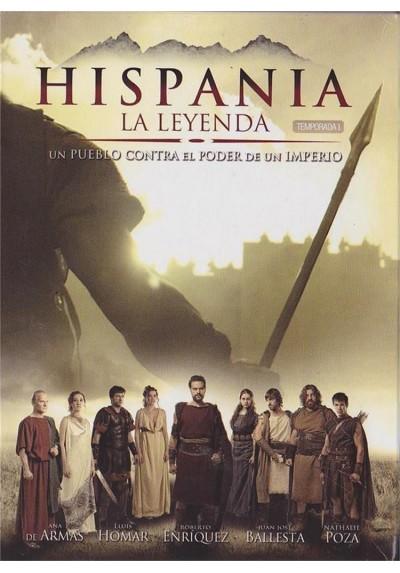 Hispania, La Leyenda - 1ª Temporada