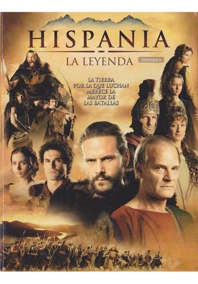 Hispania, La Leyenda - 2ª Temporada