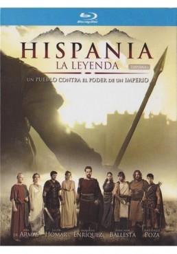 Hispania, La Leyenda - 1ª Temporada (Blu-Ray)