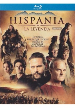 Hispania, La Leyenda - 2ª Temporada (Blu-Ray)