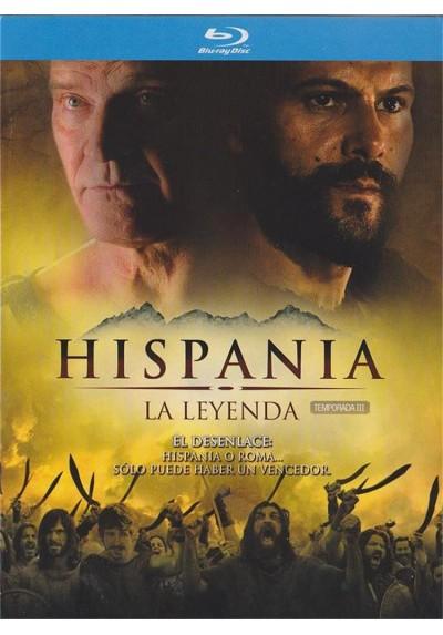 Hispania, La Leyenda - 3ª Temporada (Blu-Ray)