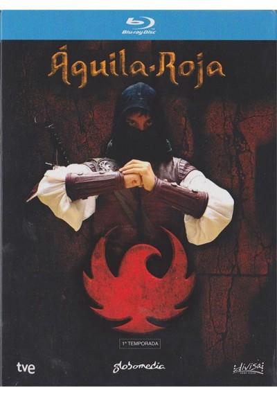 Aguila Roja - 1ª Temporada (Blu-Ray)