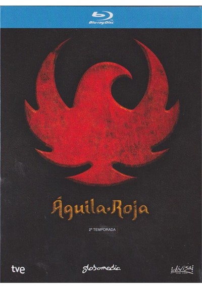 Aguila Roja - 2ª Temporada (Blu-Ray)