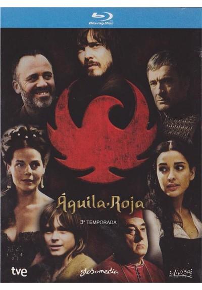 Aguila Roja - 3ª Temporada (Blu-Ray)