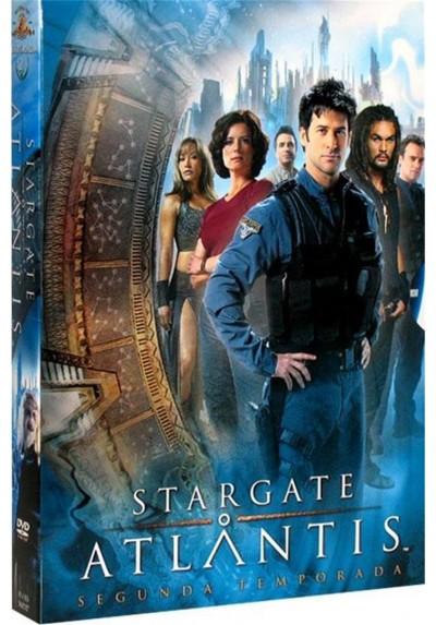 Stargate Atlatis: Segunda Temporada (Portada con Holograma)