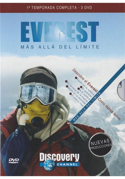 Discovery Channel : Everest, Mas Alla Del Limite (Everest, Beyond The Limit)