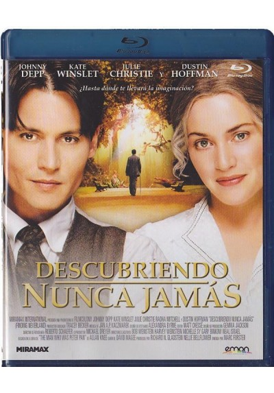 Descubriendo Nunca Jamas (Finding Neverland) (Blu-Ray)