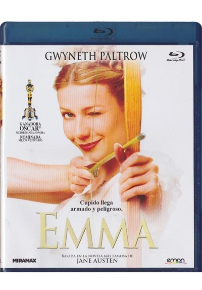 Emma (1996)(Blu-Ray)