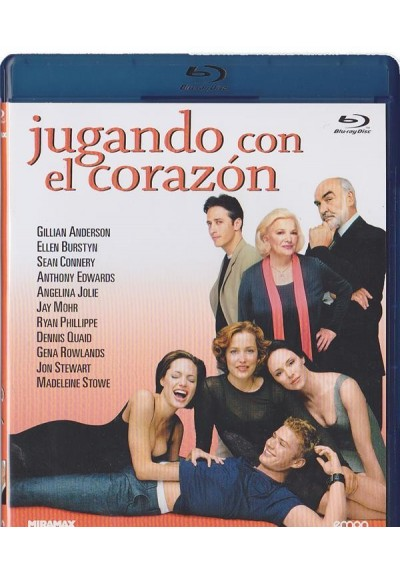 Jugando Con El Corazon (Blu-Ray)(Playing By Heart)
