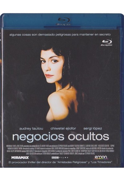 Negocios Ocultos (Blu-Ray)(Dirty Pretty Things)