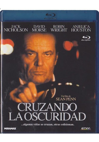 Cruzando La Oscuridad (The Crossing Guard) (Blu-Ray)