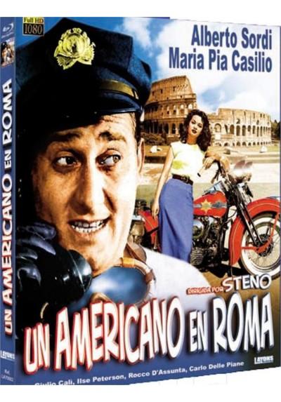 Un americano... de Roma (Un americano a Roma)