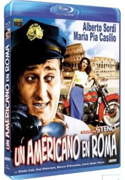 Un americano... en Roma (Un americano a Roma) (Blu-Ray)