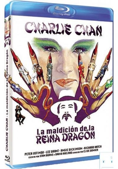 La maldicion de la reina dragon (Blu-Ray)