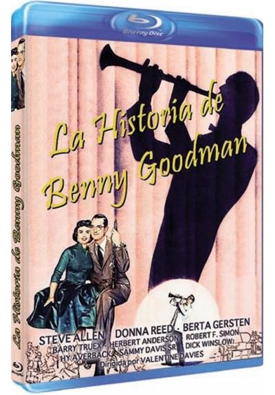 La Historia De Benny Goodman (The Benny Goodman Story) (Blu-Ray)