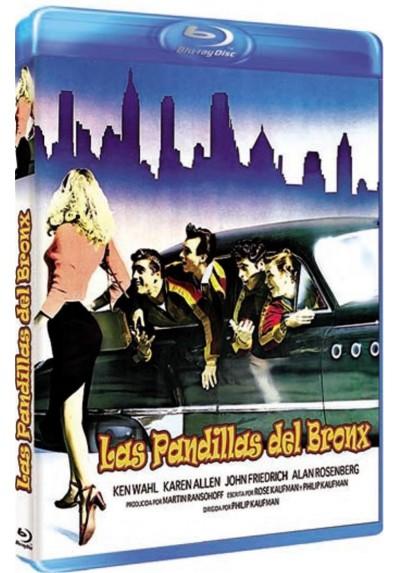 The Wanderers (Las Pandillas Del Bronx) (Blu-Ray)