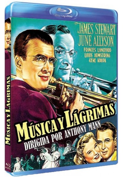 Musica Y Lagrimas (The Glenn Miller Story) (Blu-Ray)
