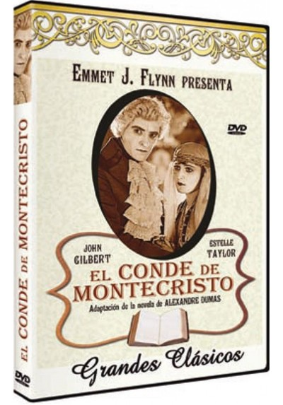 El Conde De Montecristo - Coleccion Cine Mudo