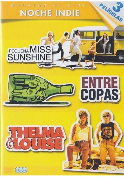 Noche Indie : Pequeña Miss Sunshine / Entre Copas / Thelma & Louise