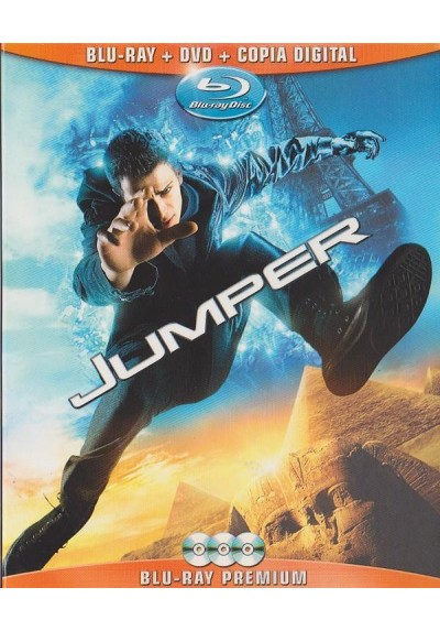 Jumper (Blu-Ray + Dvd + Copia Digital)
