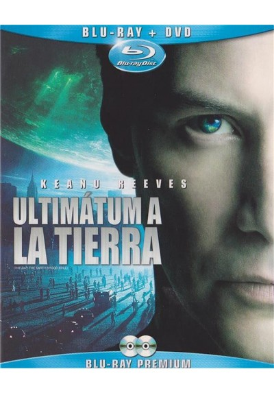 Ultimatum A La Tierra (2008) (Blu-Ray + Dvd)