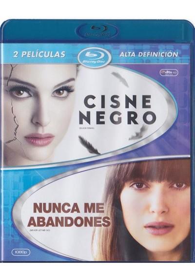 Cisne Negro / Nunca Me Abandones (Blu-Ray)