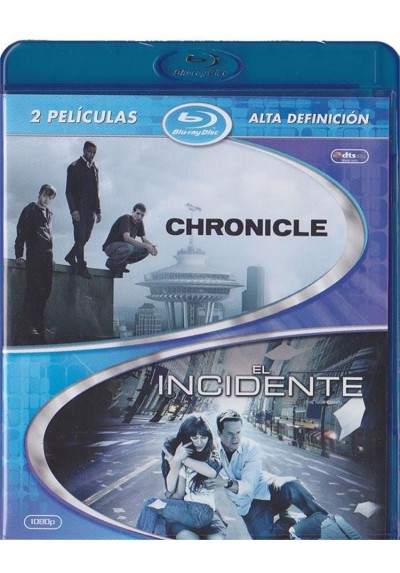 Chronicle / El Incidente (Blu-Ray)