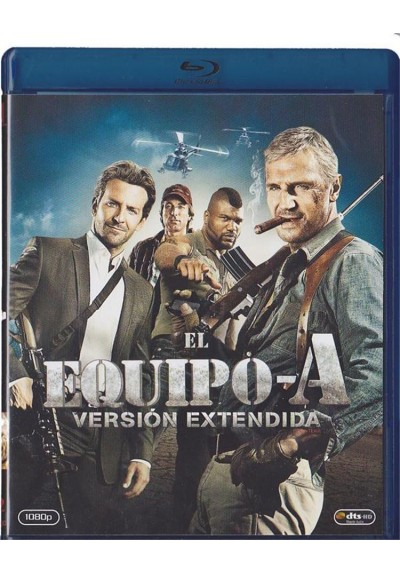 El Equipo A (Blu-Ray) (The A-Team) (Blu-Ray)
