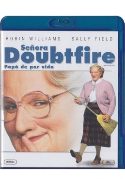 Señora Doubtfire, Papa De Por Vida (Blu-Ray) (Mrs. Doubtfire)