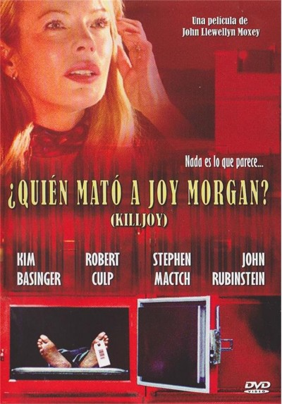 ¿Quien mato a Joy Morgan? Killjoy