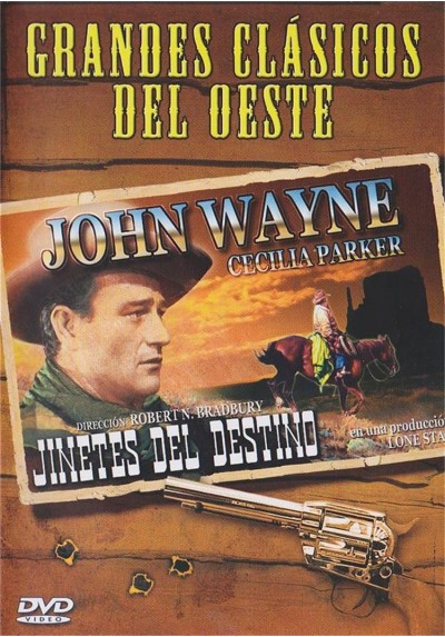 Jinetes del destino (Riders of Destiny)