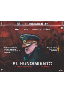 El Hundimiento (Der Untergang) (Ed. Horizontal)