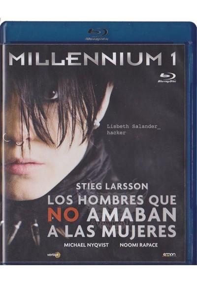 Millennium 1 : Los Hombres Que No Amaban A Las Mujeres (Blu-Ray)