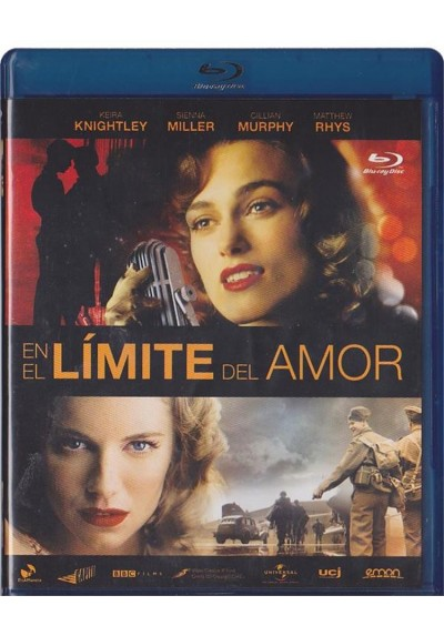 En El Limite Del Amor (Blu-Ray)(The Edge Of Love)