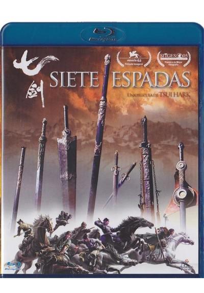 Siete Espadas (Blu-Ray) (Seven Swords)