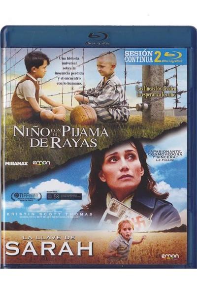 El Niño Con El Pijama De Rayas / La Llave De Sarah (Blu-Ray)