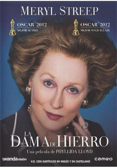 La Dama De Hierro (2011)(The Iron Lady)