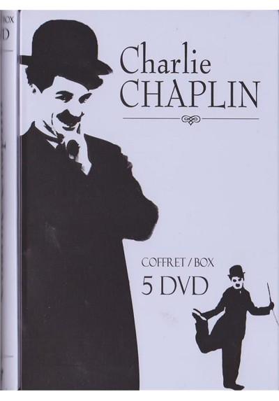 Pack Charlie Chaplin (Ed.Metálica)