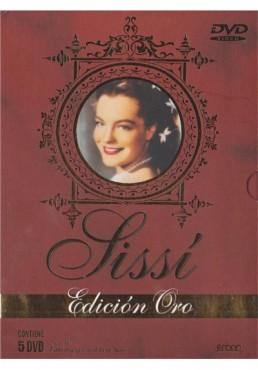 Sissi - Coleccion Edicion Oro (5 Discos)