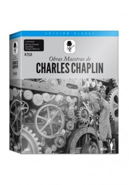 Pack Obras Maestras De Charles Chaplin
